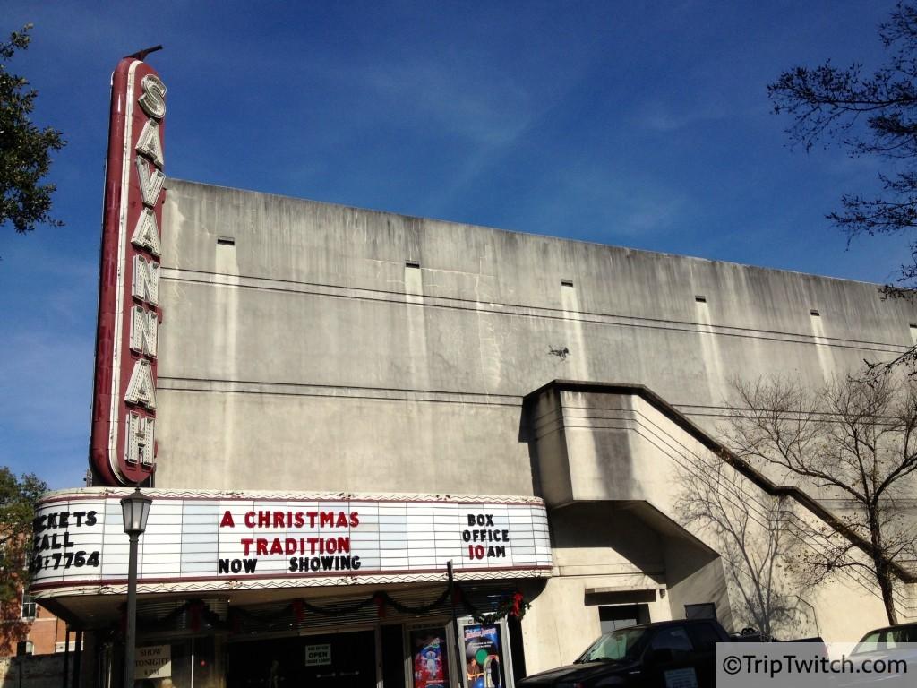 Savannah Theatre on Chippewa Square