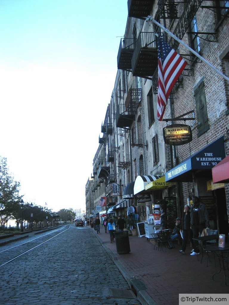 River Street, Savannah, GA