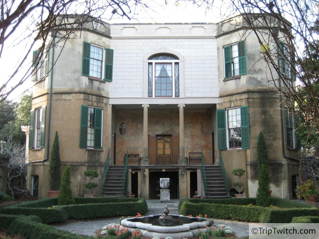 The Ownes-Thomas House in Savannah